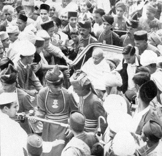 Eleven Vows of Gandhi